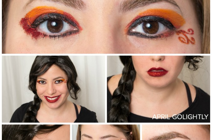 Easy Katniss Makeup Tutorial