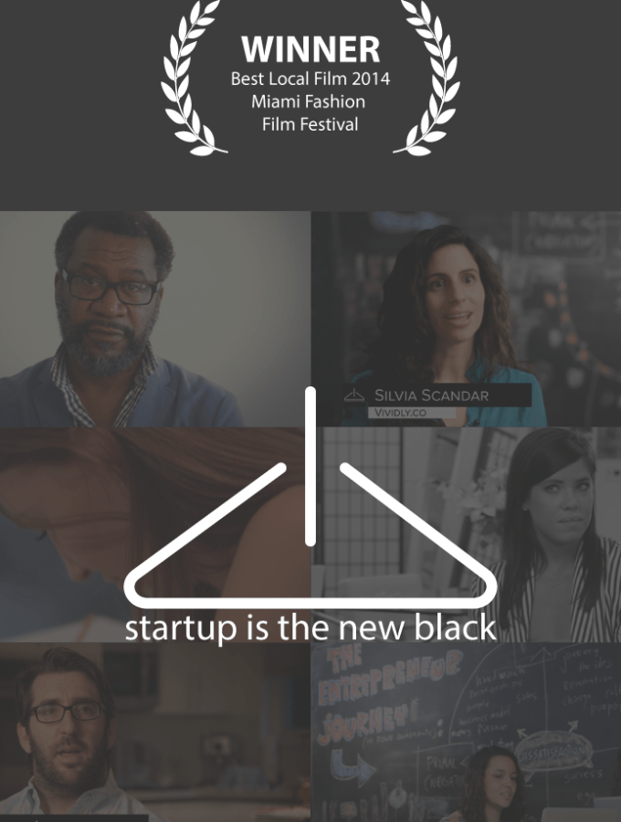 Startup is the New Black is Now on YouTube