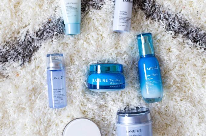 Laneige Skincare Review + Giveaway