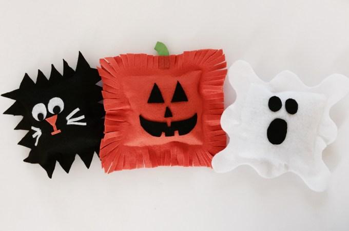 Halloween Pillows DIY Tutorial