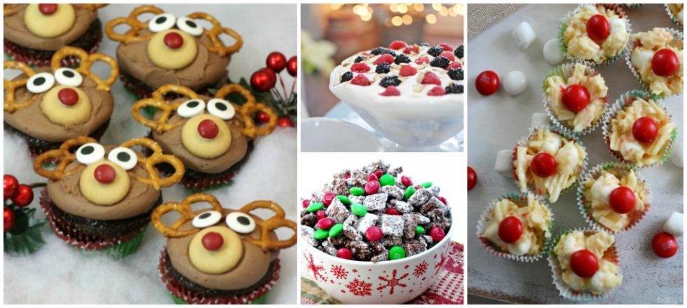 easy christmas desserts - Christmas Desserts Easy