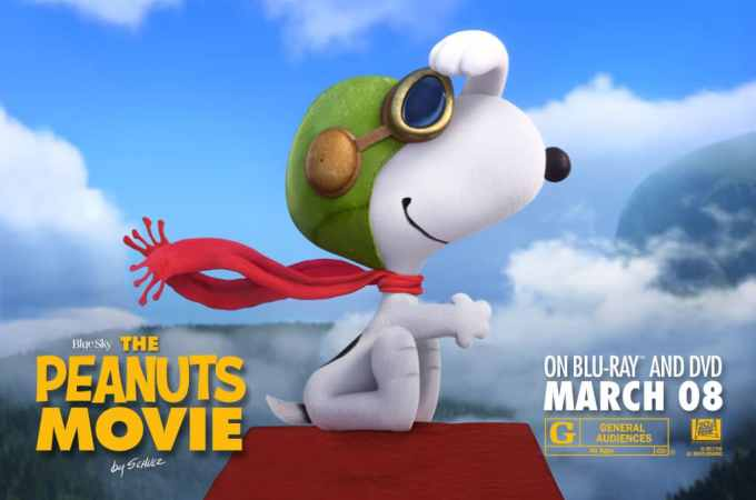 Peanuts Movie Party & Activity Sheets