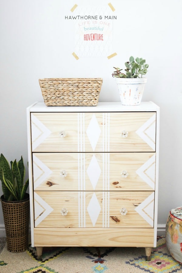 Rast Ikea Hack Dresser from Hawthorne and Main