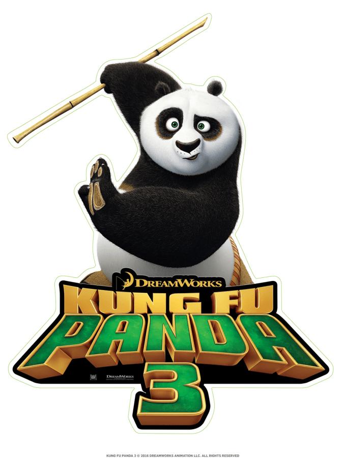 Kung Fu Panda 3 – Giveaway