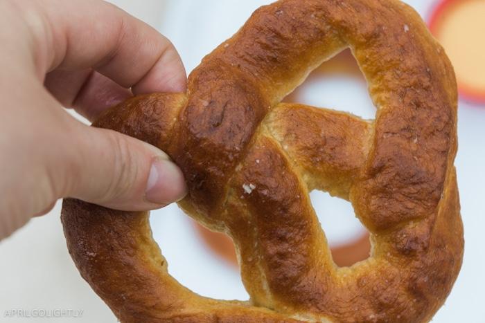 pretzel recipe