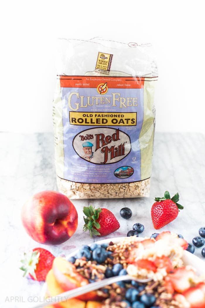 Gluten Free Old Fashioned Rolled Oats (1 of 1)