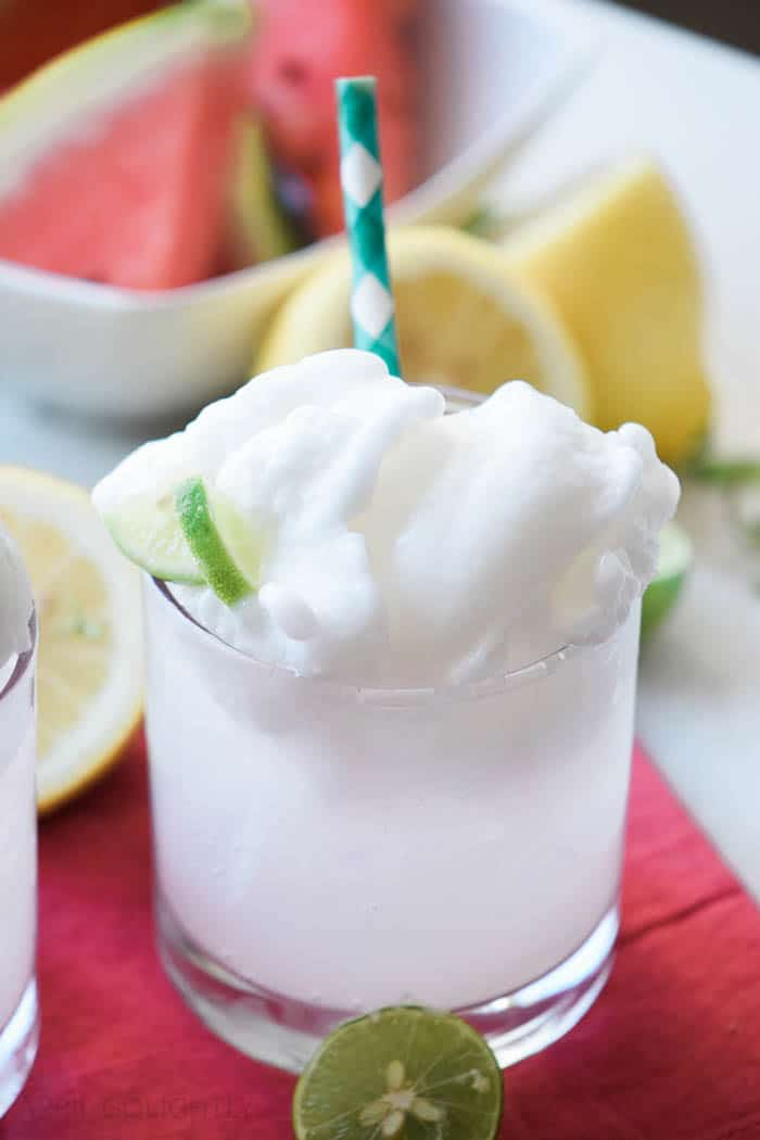 Key Lime Pie Drink Recipes  (1 of 8)