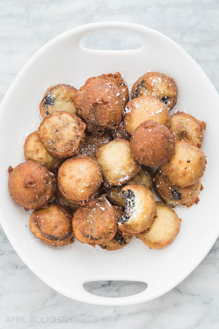Deep Fried Oreos that you can make as a Dessert for your next party