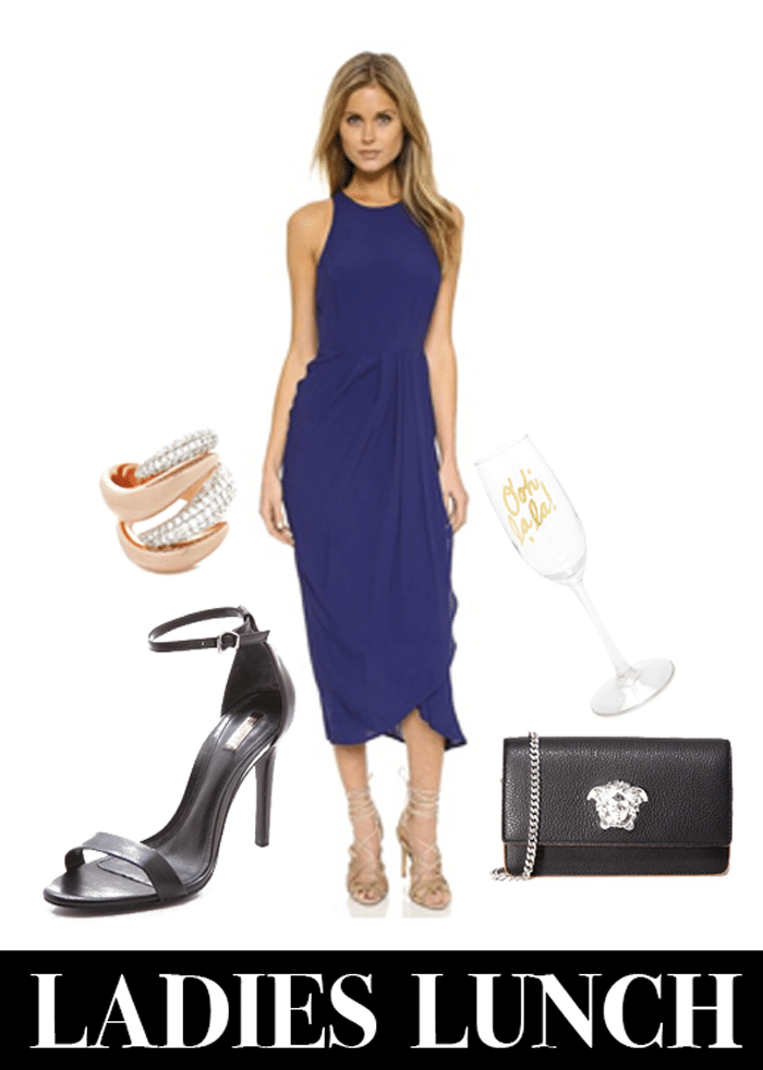 Ladies Lunch Outfit Ideas