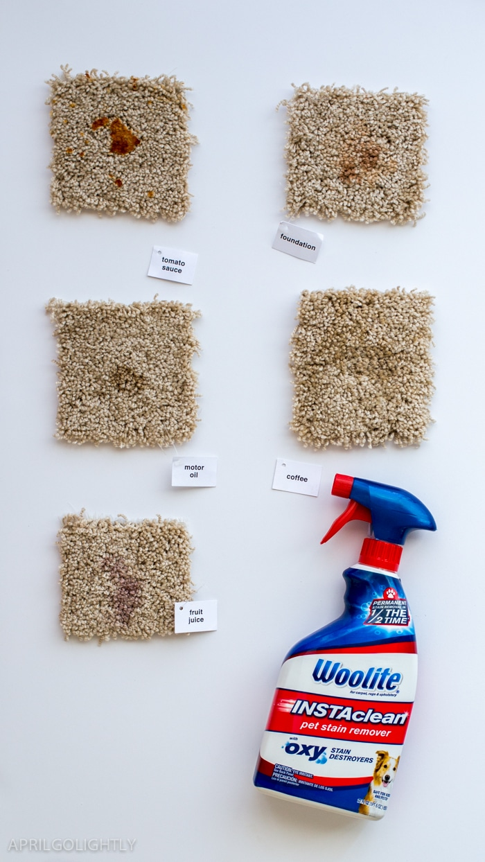 How to Spot Clean Quickly - April Golightly