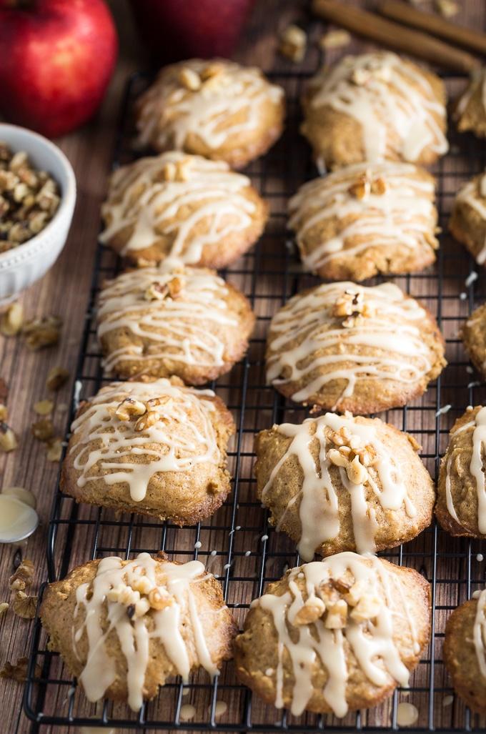 25 Apple Recipes - Apple Cookies Recipe