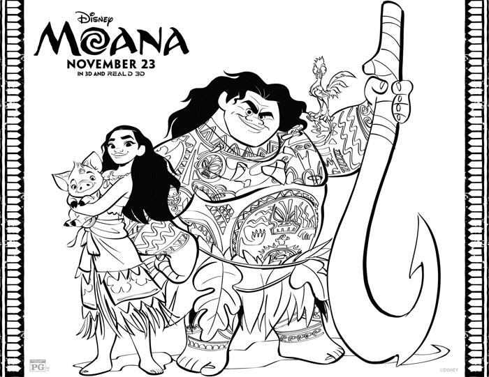 moana-and-maui-coloring-printables-sheets