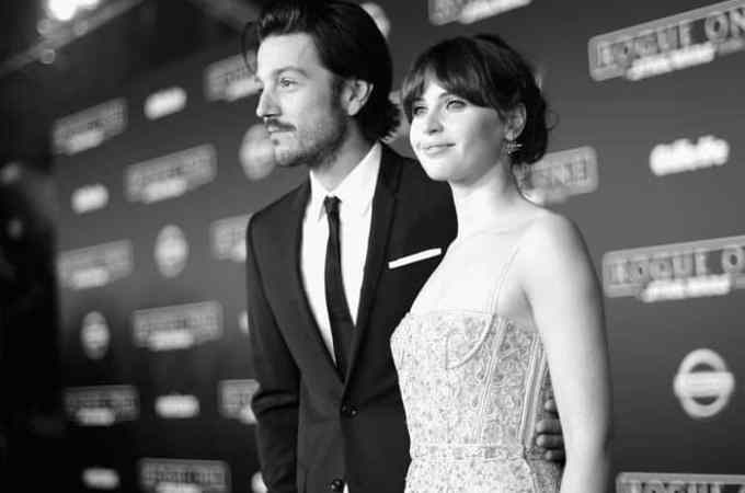 ROGUE ONE: A STAR WARS STORY World Premiere Photos!!!