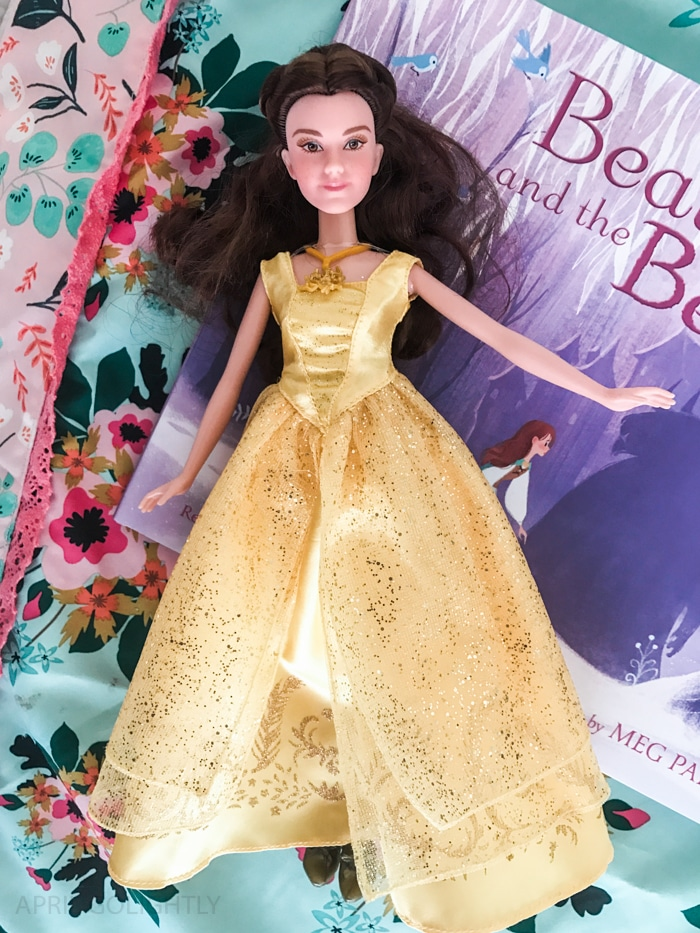 Beauty and the Beast Gift Ideas - Books, Nail Polish and Belle Singing Doll