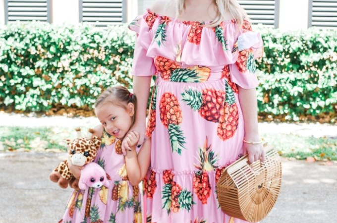 How to Find Mommy and Me Matching Outfits for Spring