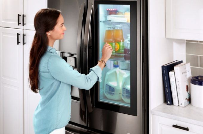 Why the Instaview Refrigerator can Save Energy?