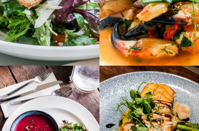 Top 10 Restaurants in Ireland Ancient East