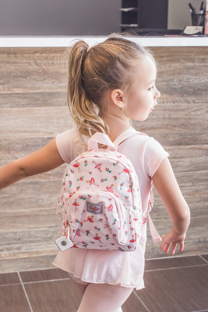 Tile Your Backpack