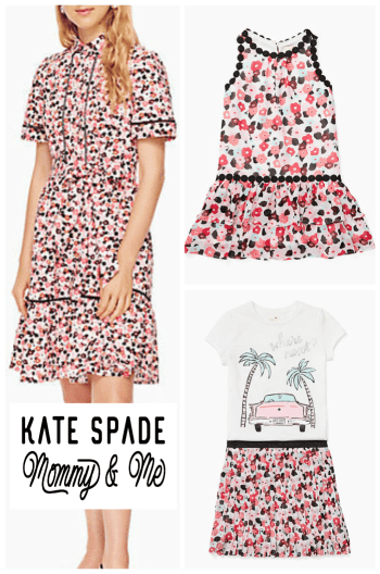 Kate Spade Mommy and Me Outfits