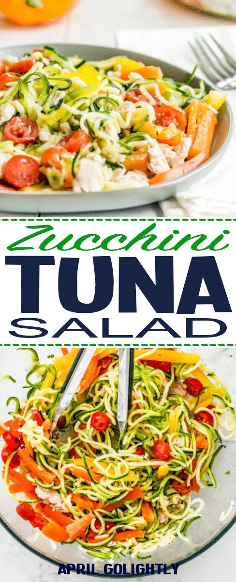 Paleo Tuna Salad Recipe