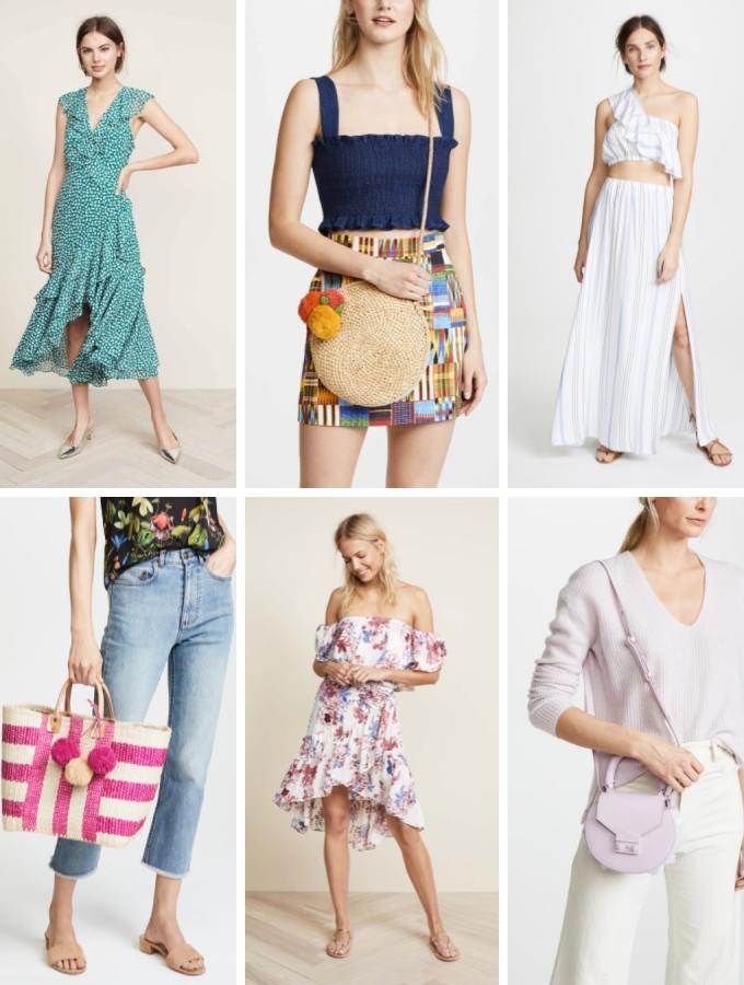 Chic Spring Style Outfits for 2018