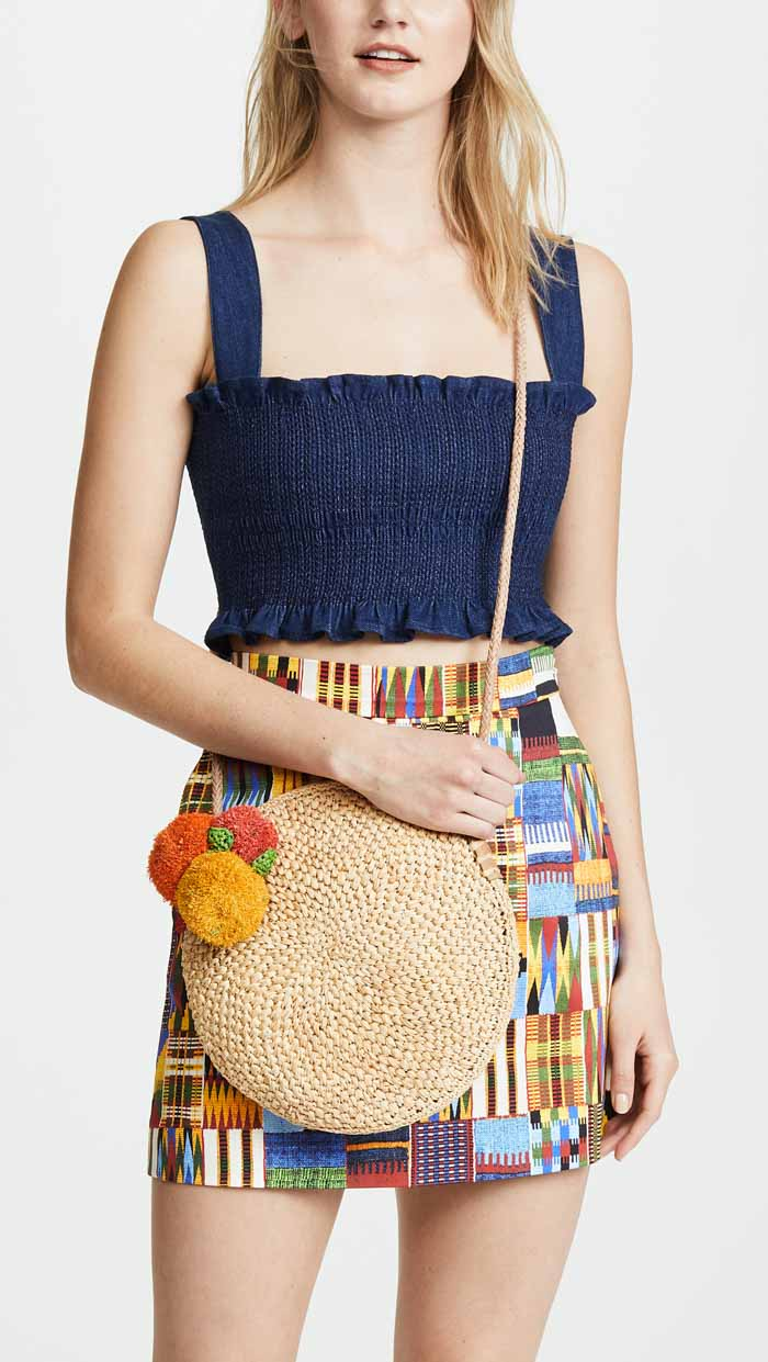 Woven Bags for Spring