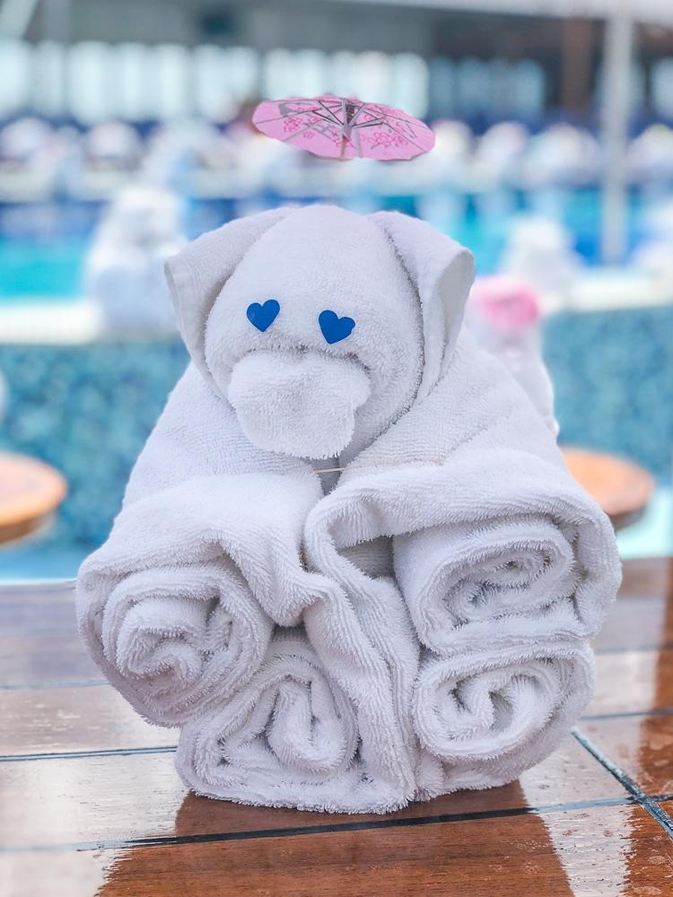 Carnival Pool Towels