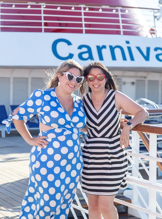 12 Reasons to Book a Girl's Getaway on the Carnival Paradise