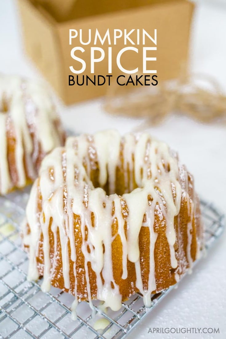 Pumpkin Bundt Cake Recipe with Cream Cheese Glaze
