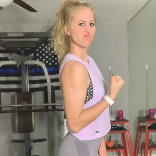 the secret to building muscle for women