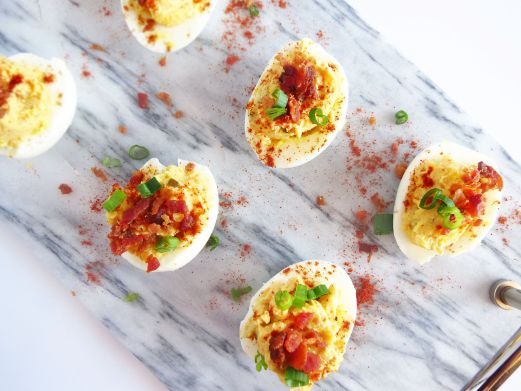 the best deviled eggs
