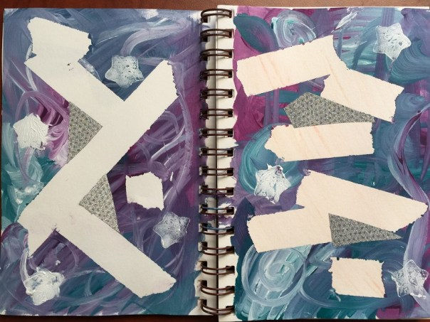'Ransom Note' Poetry 4