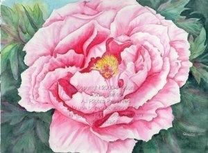 Original Art by Aprille Janes