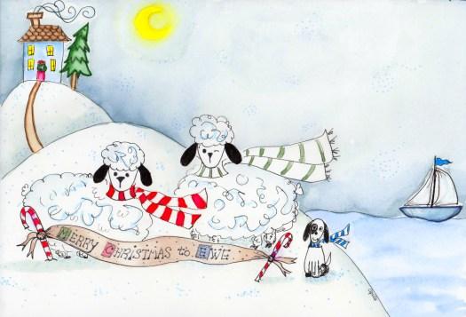 Merry Christmas to Ewe
