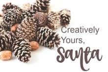 Creative Santa