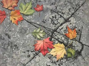 Karen Richardson painting