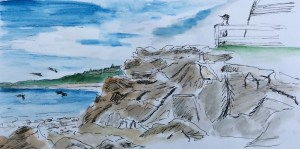 Sketch of the Point