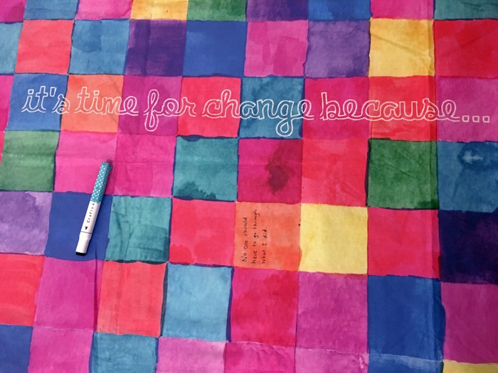 It's Time for Change Fabric Engagement Kit