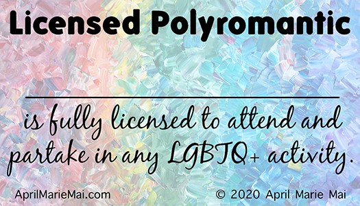 Licensed Polyromantic