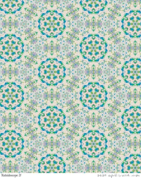 Kaleidoscope 21 Print
