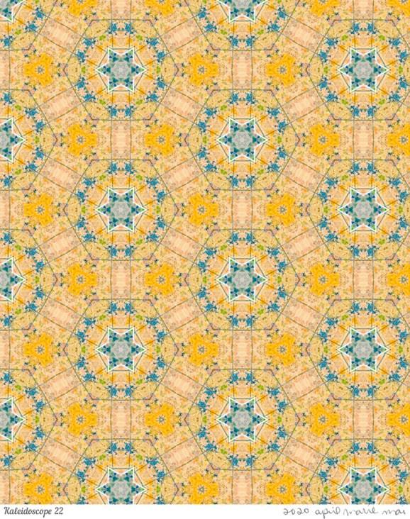 Kaleidoscope 22 Print