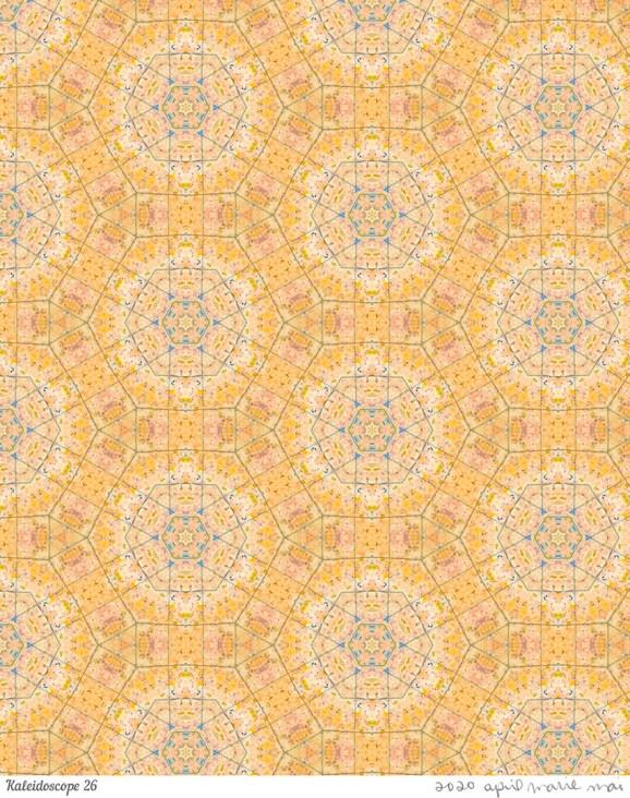 Kaleidoscope 26 Print