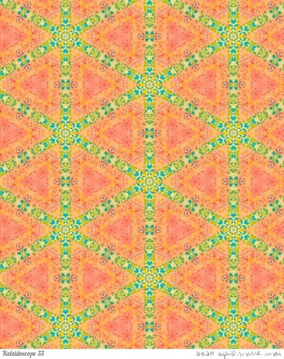Kaleidoscope 33 Print