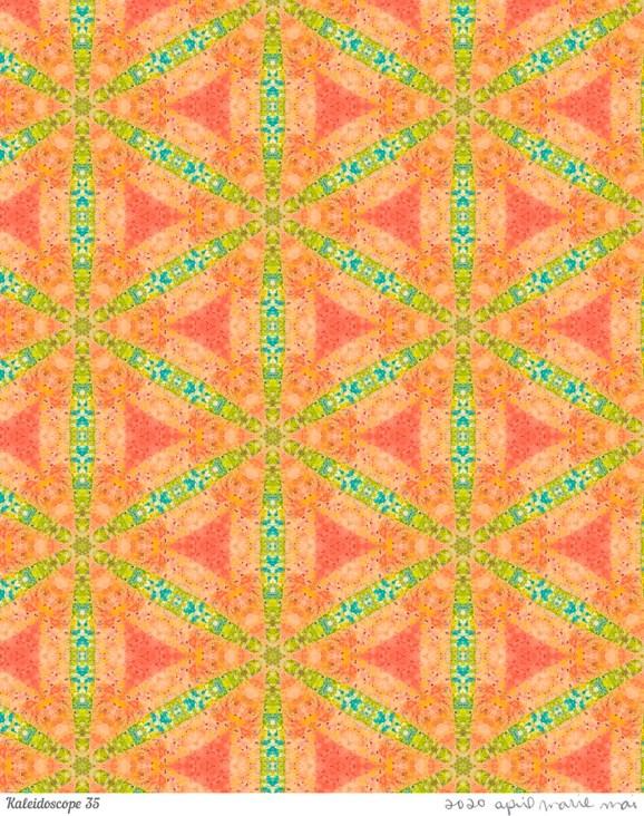 Kaleidoscope 35 Print