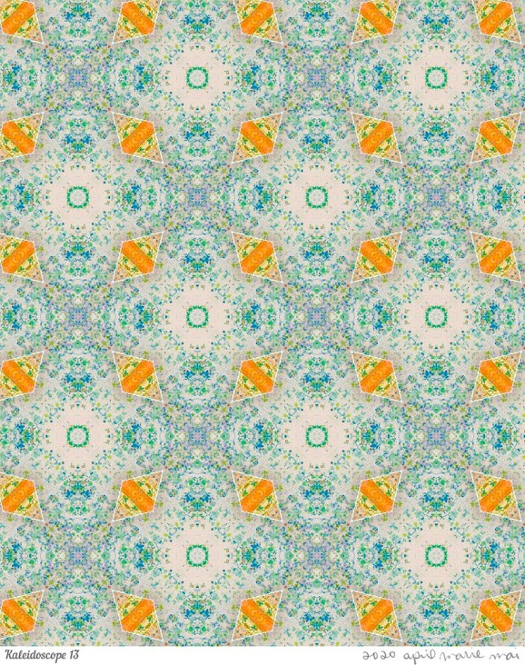 Kaleidoscope 13 Print