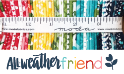 all weather friend fabric by april rosenthal for moda
