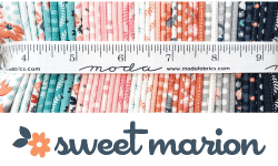 sweet marion fabric by april rosenthal for moda