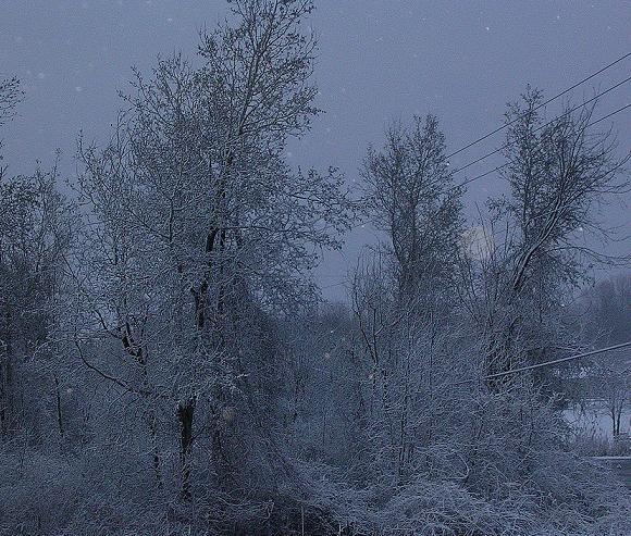 march-snow