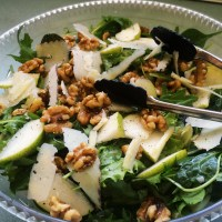 Easy Peasy Gourmet Salad