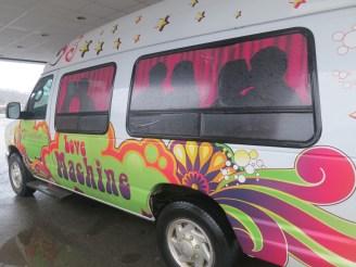 Love Machine shuttle